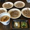 たくみや - 料理写真:皿そば!