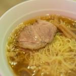 菜来軒 - 叉焼(やきぶた)