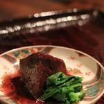 空花 - 牛ほほ肉の煮込み