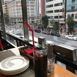 tcc Singaporean Café & Diner - アイスコーヒー