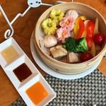 tcc Singaporean Café & Diner - せいろ蒸し