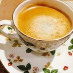 ikor - コーヒー +¥200