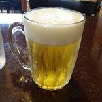 7199734 - 生ビール(グラス) 380円