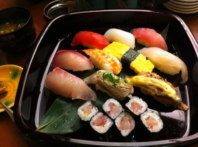 回転寿司 魚喜