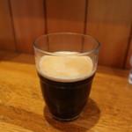カレーハウス キラリ - ホットコーヒー