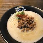 麵屋 白宗 - 濃厚鶏白湯