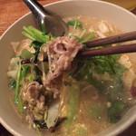 タイ東北料理イサーンキッチン - チムチュムはさすが本場の香り