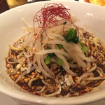 Ronfuushaorontan - 冷やし麻辣担々麺  1,180円