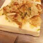 もりぐち - 豆腐