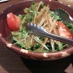 木村屋本店 - お通しサラダ