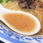松 - スープ