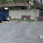 松 - 駐車場