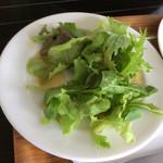 グッドビュー東京 - サラダ