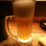七べえ - 生ビール