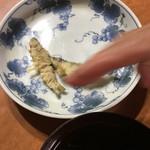 季節料理 こぶし - ヤマベはサービスして頂いちゃいました(^O^)