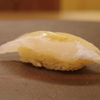 鮨裕 - 料理写真:フッコ