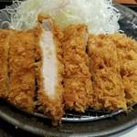 とんかつ和幸 シャポー小岩店 - ロースカツ