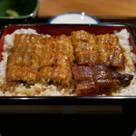 あめや - 料理写真:特上鰻重(大盛)