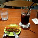 タイム堂 - 水出しコーヒーとあん黒
