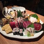 新橋魚金 -