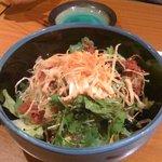 季寄武蔵屋 - サラダ
