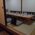 Uwoharu - 店内③(お座敷席)