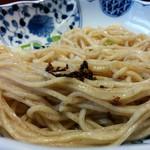 麺 みつヰ - 焦がし葱油。