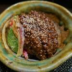Nagomiyasu - 肉味噌茄子田楽
