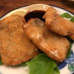 酒菜の大きに - 太刀魚のフライ
