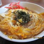 湯川屋 - 「親子丼 800円」