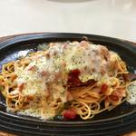 プラージュ - 私の大好きな「チーズ焼きスパゲティ」♡