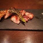 Osuteriayururi - 炭火焼き 安曇野放牧豚 バラ肉