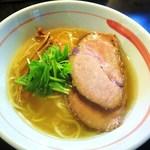 72003891 - 柳麺(しお)炭焼焼豚トッピング