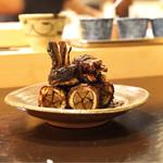 食堂 おがわ - ☆鰻の八幡巻き