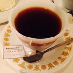 鳥居松珈琲焙煎所 - ドリンク写真: