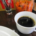 下町カレー ヒーハー - コーヒーも美味しい!