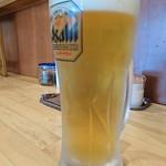 72006690 - 生ビール