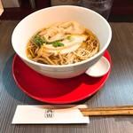 72007877 - 瑠そばPremium③鶏清湯