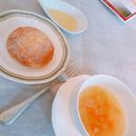 アルエット - パンと野菜のコンソメ