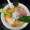 上気元 いただき - 料理写真:ひらご煮干醤油らーめん800円
