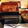 三陽寿司 - 料理写真:うな重(2,000円)2段構成