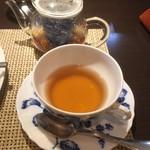 リストランテ リンコントロ - 和紅茶 砂糖を入れるとよりおいしさを増す紅茶でした☆ 2017/07/16