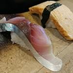寿司・懐石處 やなぎ - さば&玉