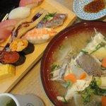 沼津 魚がし鮨 - 葵