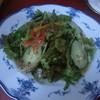 ロード・レーウ - 料理写真:グリーンサラダ
