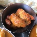 インド料理ラソイ - チキンティッカ
