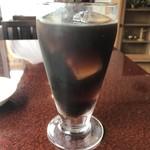 インド料理ラソイ - アイスコーヒー