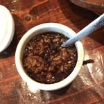 cafe 自休自足 - 醤油麹