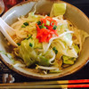 ヘブンズバー - 料理写真:野菜そば