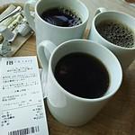 プランタン ブラン - マグカップのコーヒーは別料金   250円